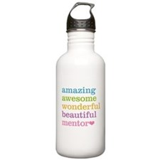 Awesome Mentor Water Bottle