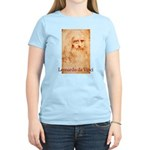 Leonardo da Vinci Women's Light T-Shirt