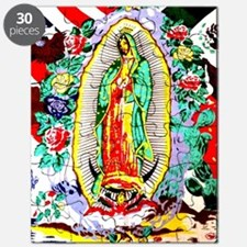 Cool Our lady guadalupe Puzzle