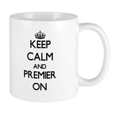 Keep Calm and Premier ON Mugs