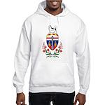 Yukon Coat of Arms Hooded Sweatshirt