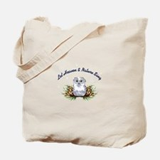 LET HEAVEN AND NATURE Tote Bag