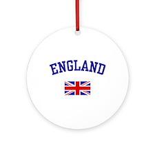 England Ornament (Round)