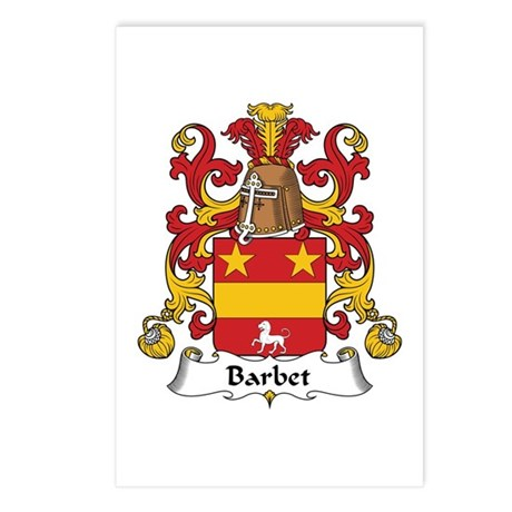 Barbet Postcards (Package of 8)
