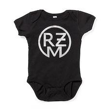 RZM Fahrzeug white Baby Bodysuit