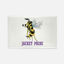 JACKET PRIDE Magnets