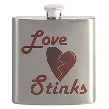 Love Stinks Flask