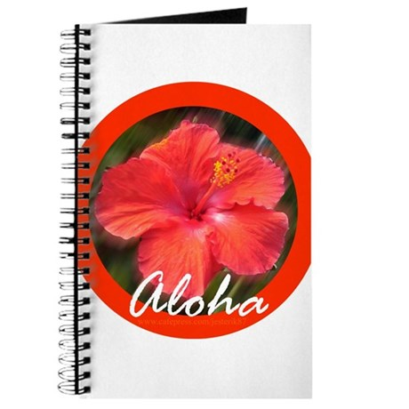 Aloha Hibiscus 1 Journal