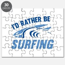 I'd Rather Be Surfing Puzzle
