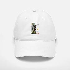 Iron Fist Vertical Cover Painting Baseball Baseball Cap