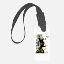 Iron Fist Vertical Cover Paintin Luggage Tag