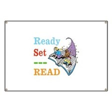 Ready Set Read Banner