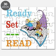 Ready Set Read Puzzle