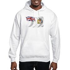 British Antarctic Flag Hoodie