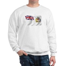 British Antarctic Flag Sweatshirt