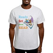 Ready Set Read T-Shirt