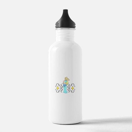 BELLY DANCER ORNATE Water Bottle