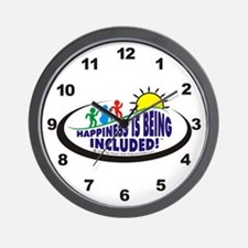 Happiness is Wall Clock