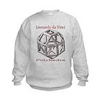 Polyhedra Kids Sweatshirt