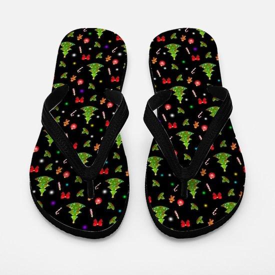 Unique Joy Flip Flops
