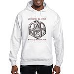 Polyhedra Hooded Sweatshirt