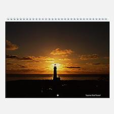 Nightbeacons 2013 Lighthouse Calendar