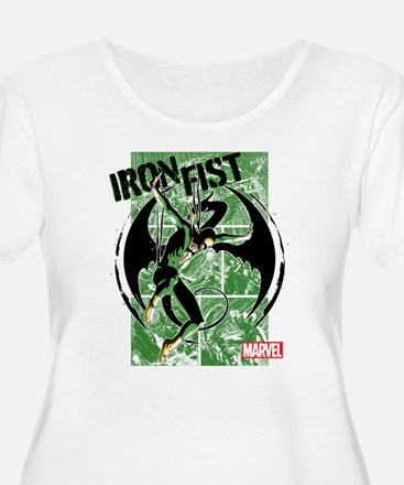 Iron Fist Gre T-Shirt