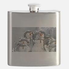 Christmas Flask
