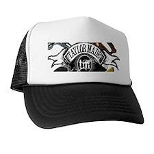 Taylor Made Logo Trucker Hat