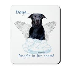Dog Angel Mousepad