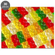 Unique Gummy bears Puzzle