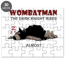 Wombatman Puzzle