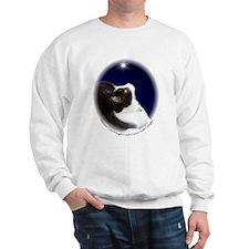 Cute Tuxedo cat Sweatshirt