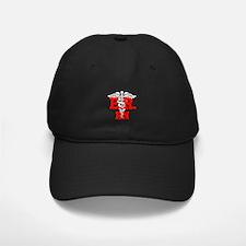 Er Rn And Red Baseball Hat Baseball Hat