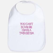 TWIN SISTER Bib