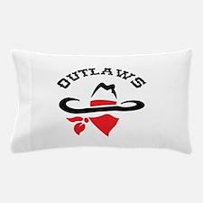 OUTLAWS Pillow Case