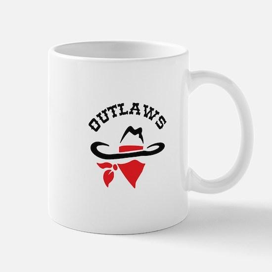 OUTLAWS Mugs