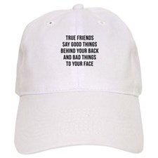 True Friends Baseball Cap