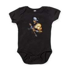 Funny Conan Baby Bodysuit