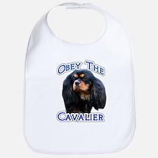 Obey Cavalier Bib