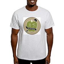 1st Pursuit w/Blood Chit back T-Shirt