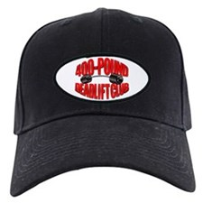 400-POUND DEADLIFT Baseball Cap