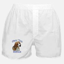 Obey Beagle Boxer Shorts