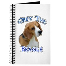 Obey Beagle Journal