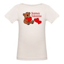 Nonno's Valentine Cartoon Bear T-Shirt