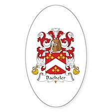 Bacheler Oval Decal