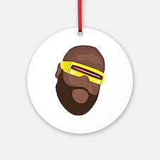 Boss Cyclops Ornament (Round)