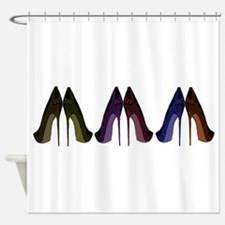 Red Stiletto Bathroom Accessories & Decor - CafePress