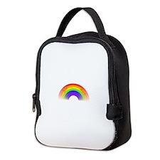 Sue Rainbow Neoprene Lunch Bag