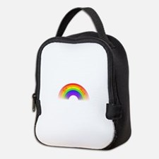 Sue Rainbow Neoprene Lunch Bag